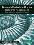 Picture of Research Methods in Human Resource Management 3ed