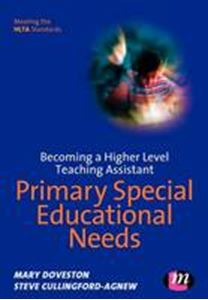 Picture of Becoming a Higher Level Teaching Assistant: Primary Special Educational Needs
