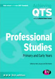 Picture of Professional Studies: Primary and Early Years 3ed