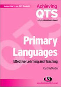 Picture of Primary Languages : Effective Learning and Teaching [Achieving QTS]