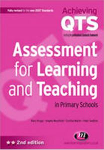 Picture of Assessment for Learning and Teaching in Primary Schools