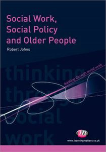 Picture of Social Work, Social Policy and Older People