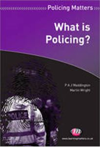 Picture of What is Policing?
