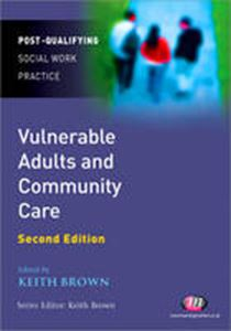 Picture of Vulnerable Adults and Community Care 2ed
