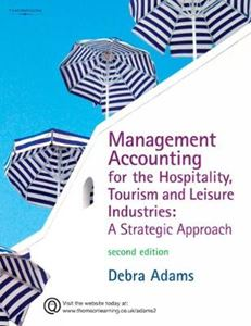 Picture of Management Accounting for the Hospitality, Tourism and Leisure Industries: A Strategic Approach 2ed