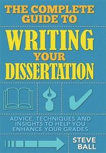Picture of Complete Guide to Writing Your Dissertation