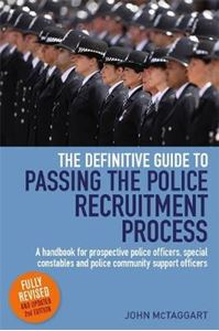 Picture of Definitive Guide To Passing The Police Recruitment Process