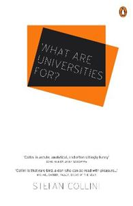 Picture of What Are Universities For?