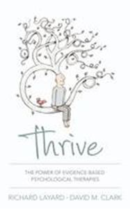 Picture of Thrive: The Power of Evidence-Based Psychological Therapies