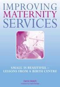 Picture of Improving maternity Services