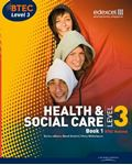 Picture of BTEC Level 3 National Health and Social Care: Student Book 1