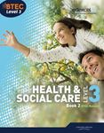 Picture of BTEC Level 3 National Health and Social Care: Student Book 2