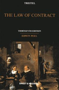 Picture of Treitel's Law of Contract 13ed