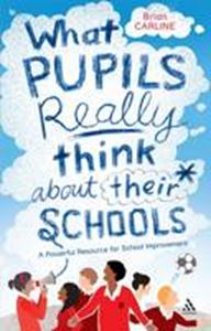 Picture of What Pupils Really Think About their Schools