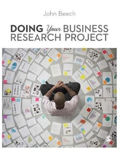 Picture of Doing Your Business Research Project