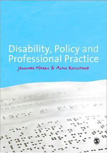 Picture of Disability, Policy and Professional Practice