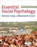 Picture of Essential Social Psychology 2ed