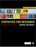 Picture of Statistics for Research: With a Guide to SPSS