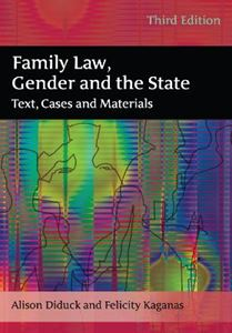 Picture of Family Law, Gender and the State: Text, Cases and Materials 3ed