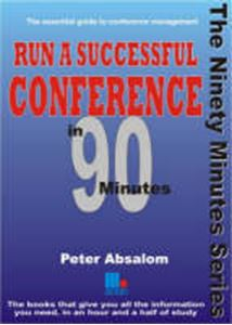 Picture of Run a Successful Conference in 90 minutes