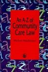 Picture of A-Z of community care law