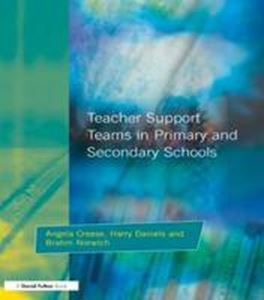 Picture of Teacher support teams in primary and secondary schools