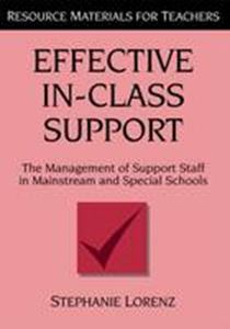 Picture of Effective in class support