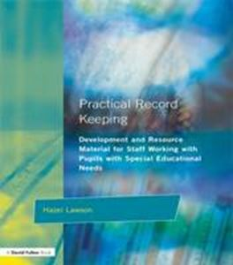 Picture of Practical Record Keeping for Special educational needs