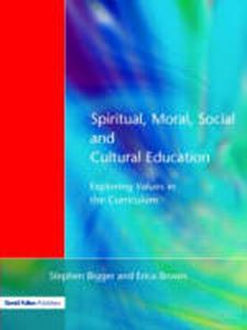 Picture of Spiritual, Moral, Social and Cultural Education