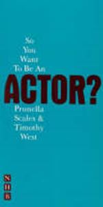 Picture of So you want to be an Actor?
