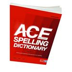 Picture of ACE Spelling Dictionary