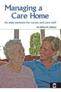 Picture of Managing a Care Home