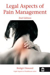 Picture of Legal Aspects Of Pain Management