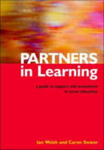 Picture of PARTNERS IN LEARNING: A Guide to Support and Assessment in Nurse Education