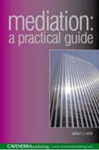Picture of Mediation: A Practical Guide
