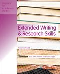 Picture of Extended Writing and Research Skills: Course Book