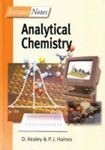 Picture of Instant Notes in Analytical Chemistry