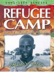 Picture of Refugee camp:Carbino's story
