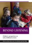Picture of Beyond Listening : Children's perspectived on early childhood services