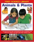Picture of First Science Library: Animals & Plants