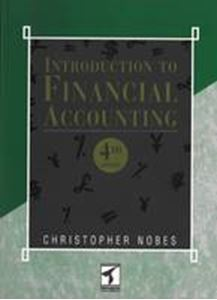 Picture of Introduction to financial accounting 4ed