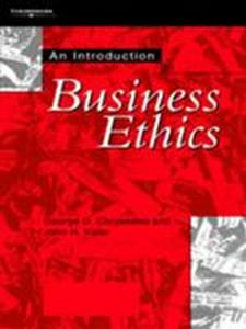 Picture of Introduction to Business Ethics