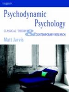 Picture of Psychodynamic Psychology: Classical Theory and Contemporary Research