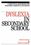Picture of Dyslexia in Secondary School:Practical handbook for teachers,parents & students