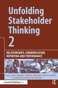 Picture of Unfolding Stakeholder Thinking 2