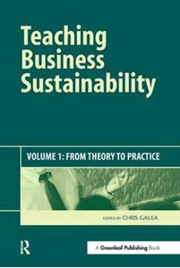 Picture of Teaching Business Sustainability Volume 1