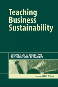 Picture of Teaching Business Sustainability Volume 2