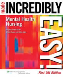 Picture of Mental Health Nursing Made Incredibly Easy!