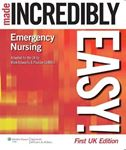 Picture of Emergency Nursing Made Incredibly Easy!