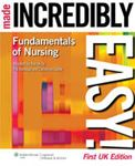 Picture of Fundamentals of Nursing Made Incredibly Easy!